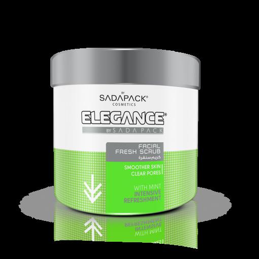 elegance-facial-scrubgreen